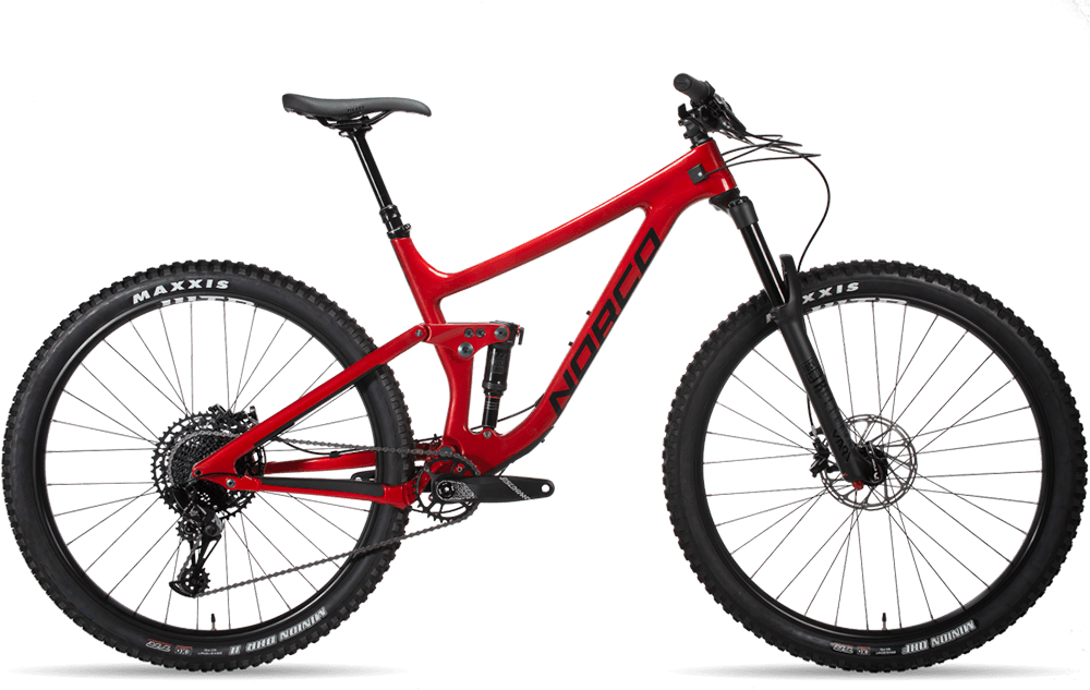 Squamish Bike Rental Norco Sight Carbon